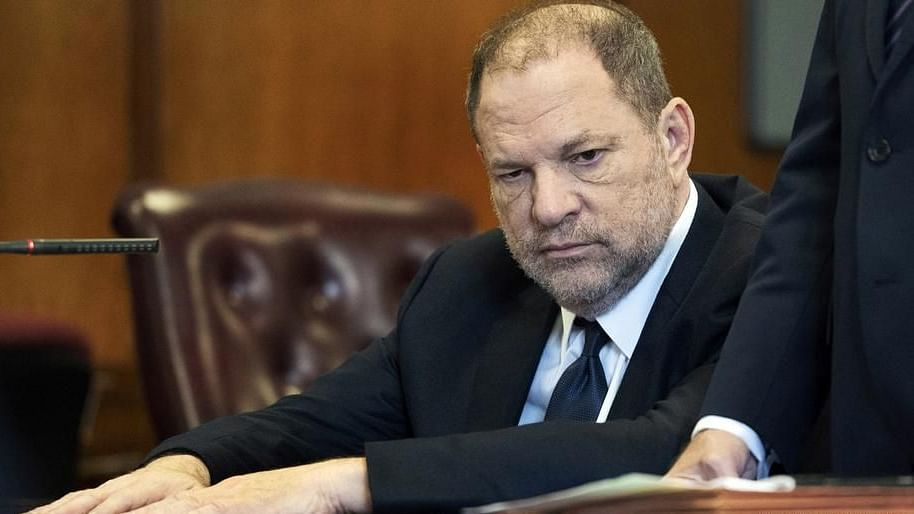 Harvard drops Harvey Weinstein lawyer as faculty dean