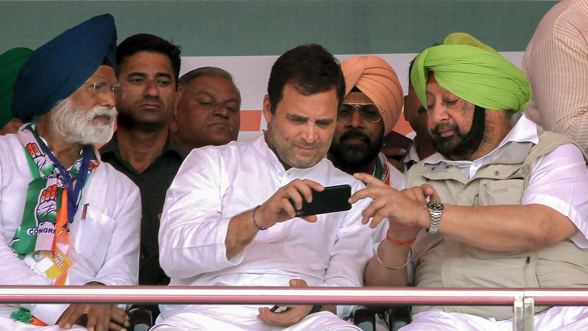 Rahul Gandhi to flag off Phase 2 of Punjab Smart Village Campaign