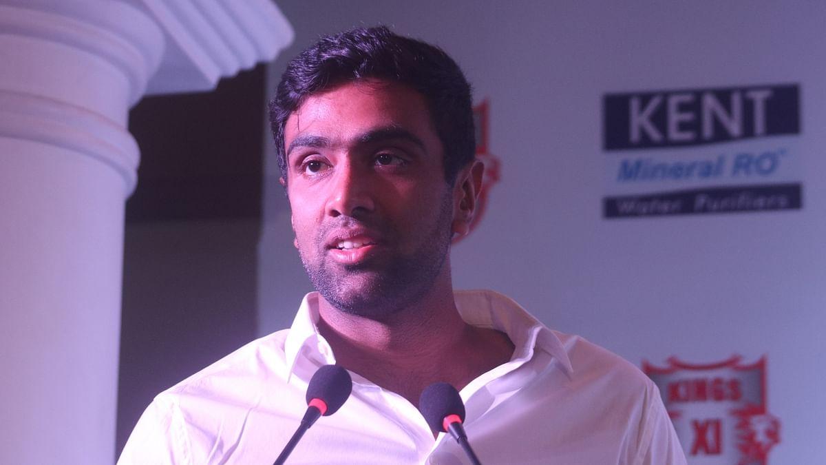 R Ashwin (IANS Photo-file)