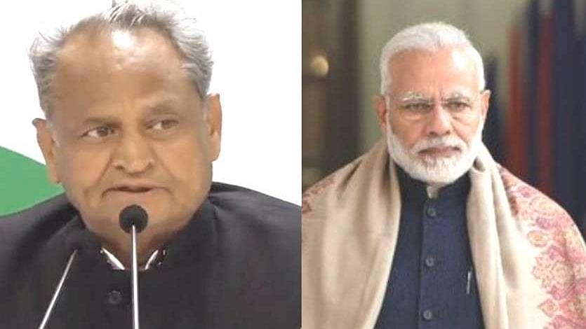 Rajasthan CM Ashok Gehlot hits back at PM Modi over Alwar gang rape