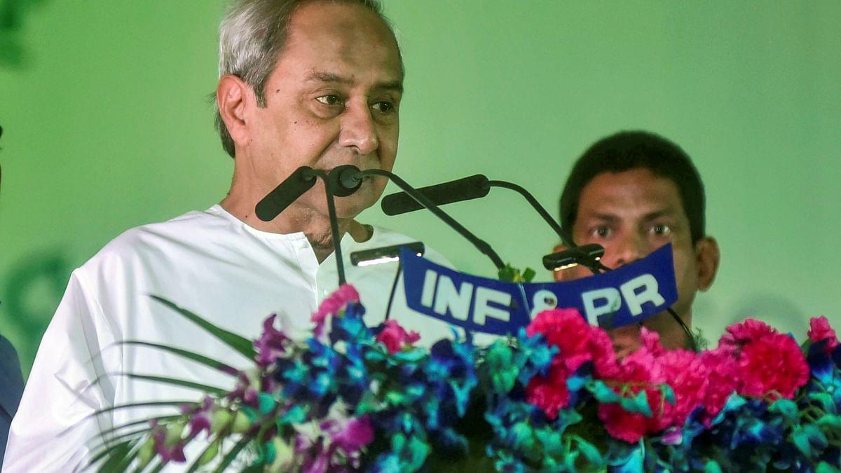 Patnaik takes oath as Odisha CM for 5th consecutive term