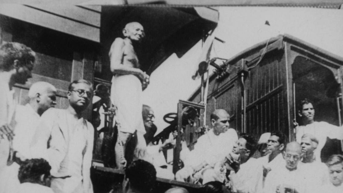 Gandhi Anniversary: An occasion to gain legitimacy for some