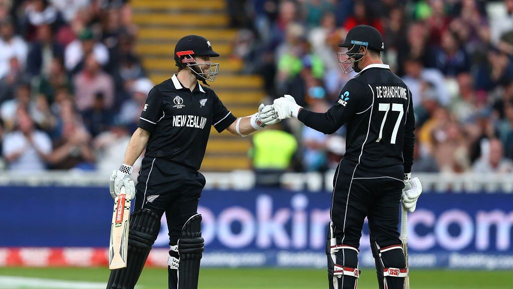 Williamson's ton glides New Zealand to thrilling victory over S.Africa