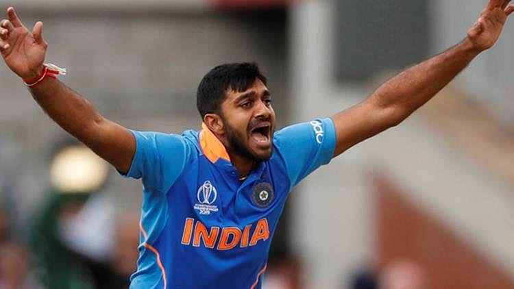 Vijay Shankar suffers toe injury, skips training