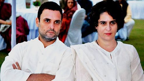 Rahul and Priyanka slam Yogi govt as criminals go fearless in UP