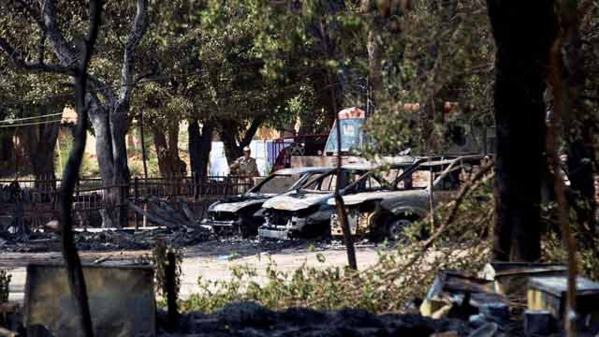 Jawahar Bagh clash: Court acquits 40 citing lack of evidence