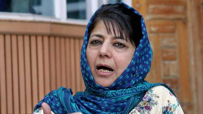 Detained, prevented from meeting PDP leader's kin, daughter placed under house arrest: Mehbooba