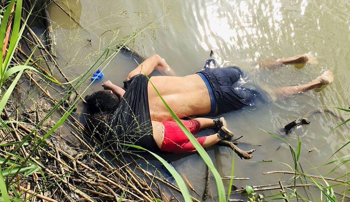 'I hate it'', says US President Trump on photo of Salvadoran migrants; blames Democrats for it