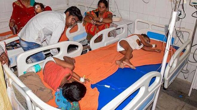 Most children died in Muzaffarpur due to hypoglycemia, not AES: Health Secretary Sanjay Kumar