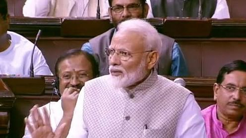 PM Modi's speech in Parliament narrates well about past, talks less about present and future