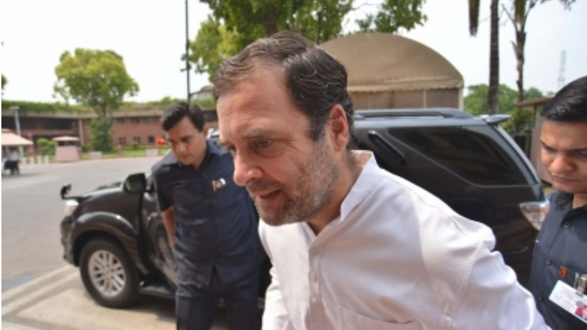 Many Congress office bearers resign in support of Rahul Gandhi
