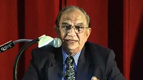 Ex-CEC Krishnamurthy calls for a national election fund, ban on corporate donations