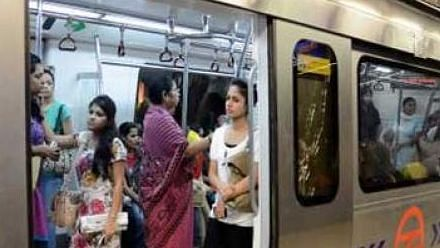 4 Delhi metro stations shut from 3pm onwards