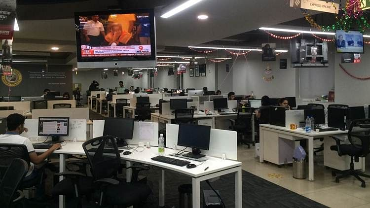 Book extract: Republic TV, age of fake news and promoters in Indian TV newsrooms