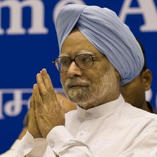 Former prime minister Manmohan Singh (Social media)