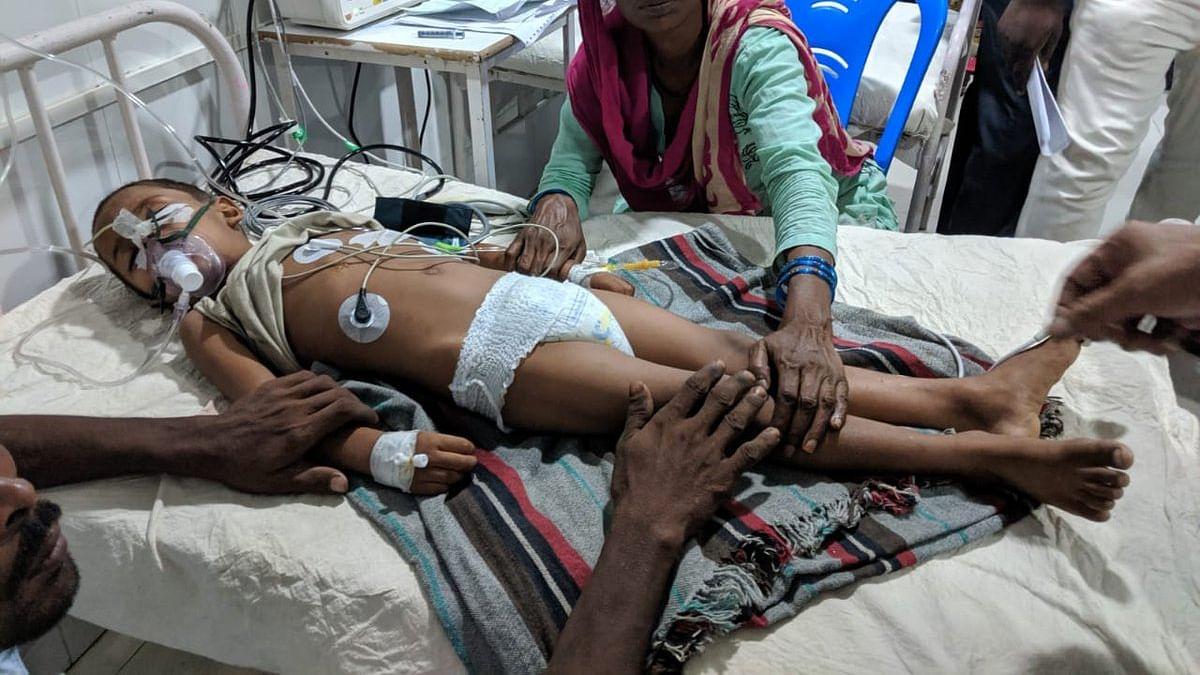 12 more kids die from encephalitis in Bihar as death toll reaches 69