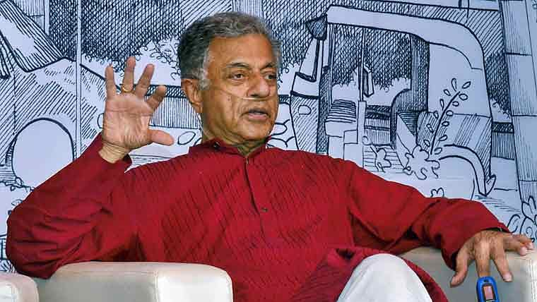 "Sonia Gandhi on Girish Karnad, ""Our world, our country is so much poorer and darker without him"""