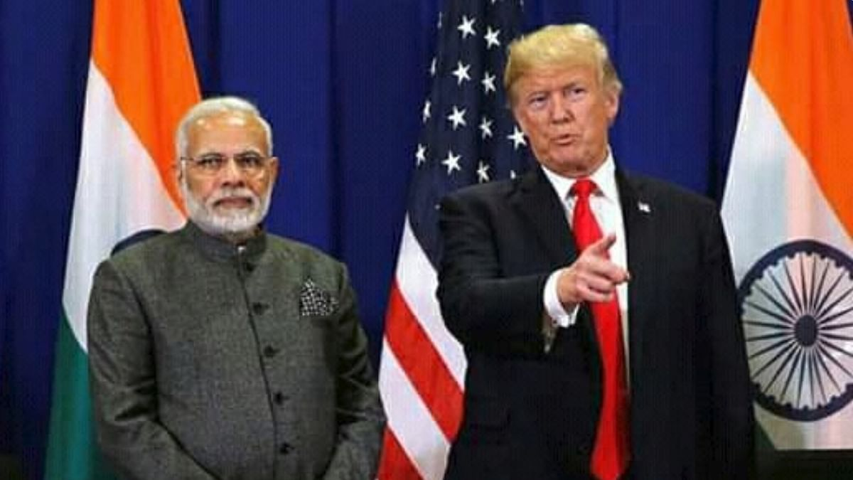 Trump presents Legion of Merit to Prime Minister Narendra Modi