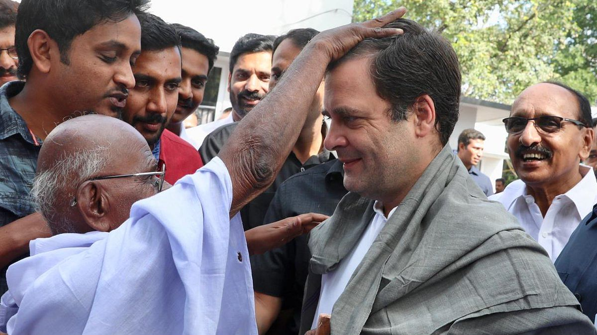 Rahul Gandhi: Modi's LS poll campaign filled with 'lies, poison and hatred'