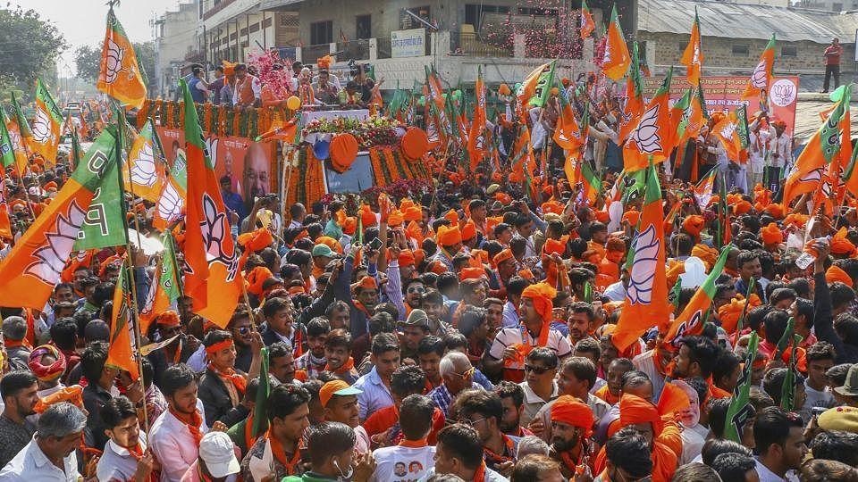 BJP spent nearly ₹27000 crores in 2019 Lok Sabha polls, says report