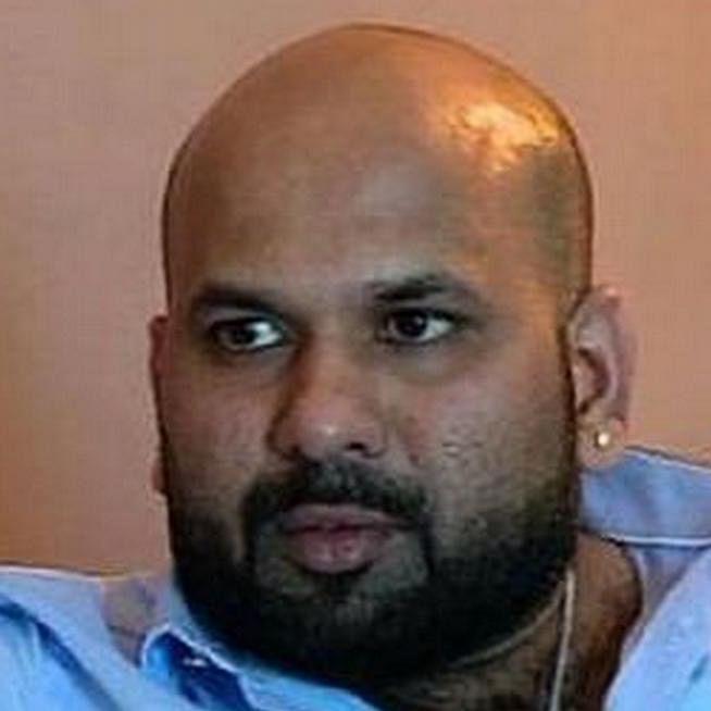 Binoy Kodiyeri. (PTI)