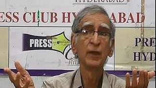 Professor Ram Puniyani.