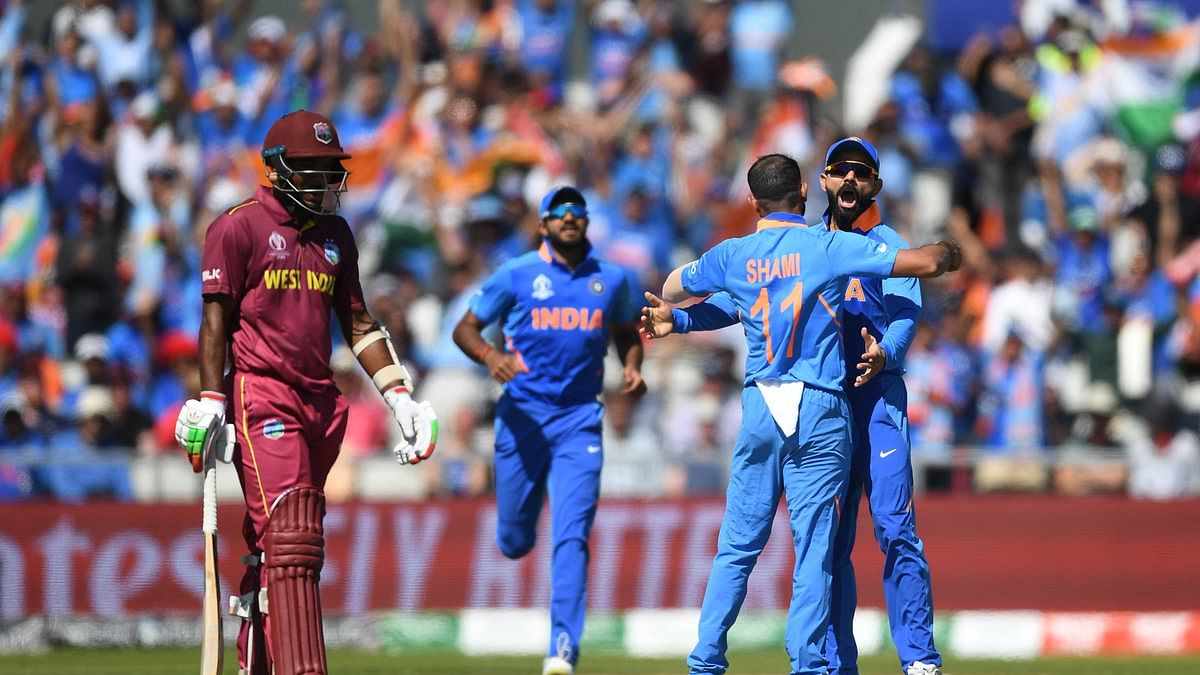 India vs West Indies: Men in Blue rule once again