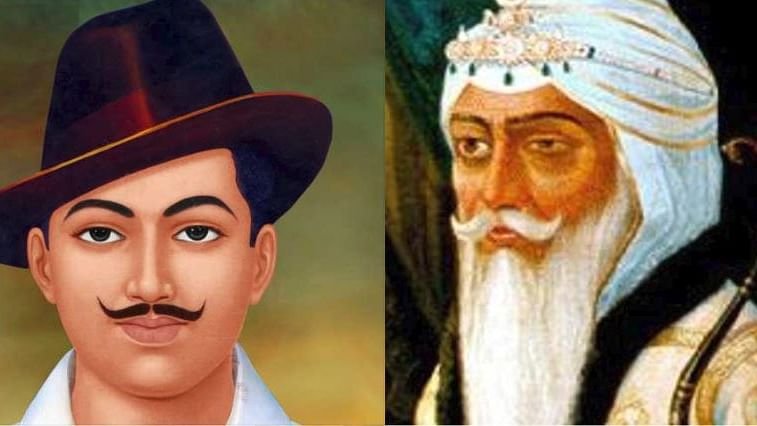 Pakistan celebrates Ranjit Singh & Bhagat Singh while we have a problem with Jinnah's portrait