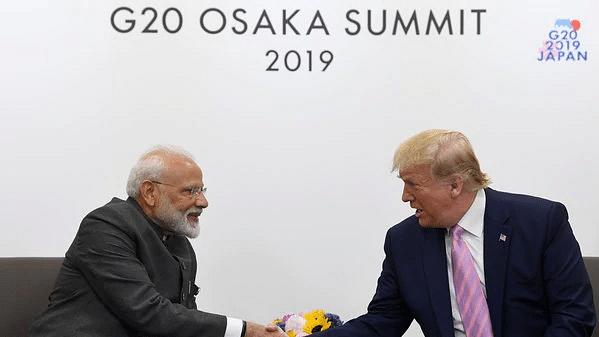PM Modi, US President Trump discuss Iran, trade, defence, 5G