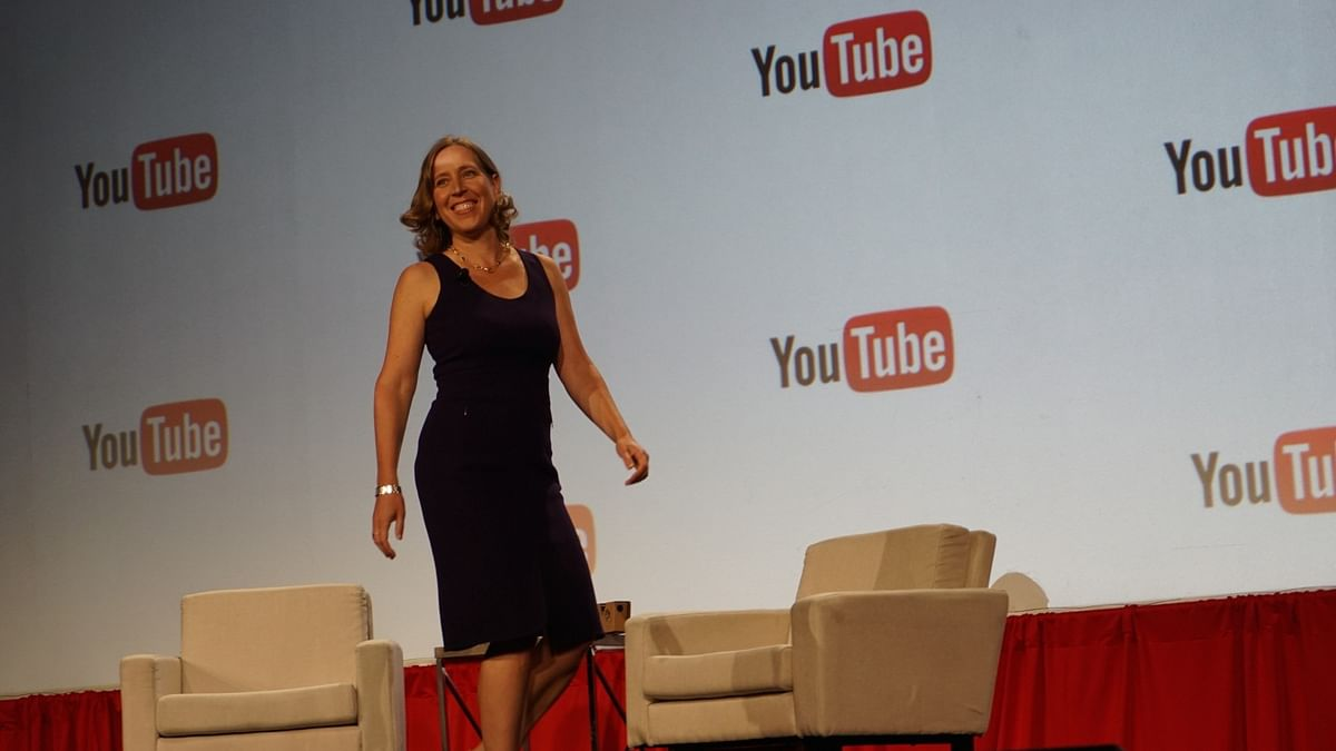 Youtube CEO Susan Wojcicki (social media)