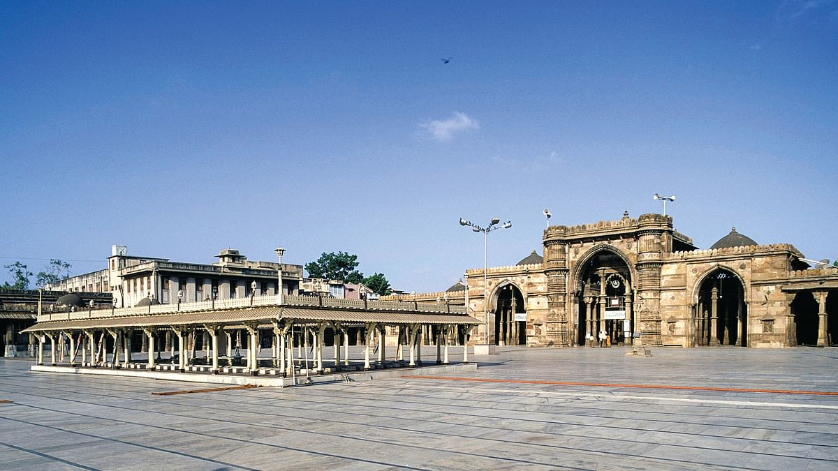 Ahmedabad: Legacy in stone