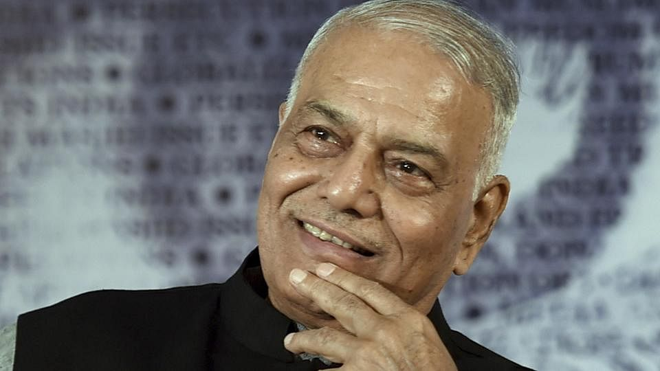 Yashwant Sinha set to release his autobiography 'Relentless' in July