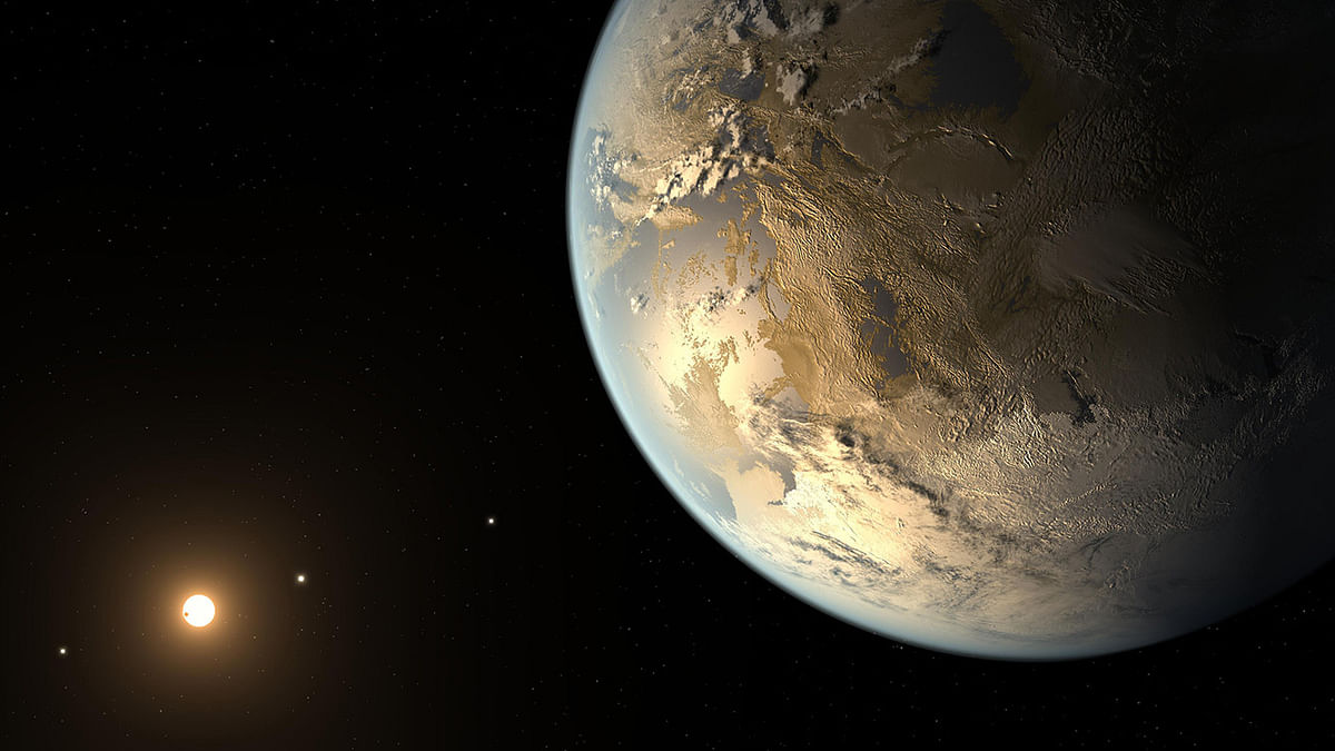 Two habitable planets that could support life discovered