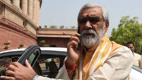 As Bihar health minister in 2012, Ashwini Choubey had threatened to chop off doctors' hands if they struck the work at government hospitals.