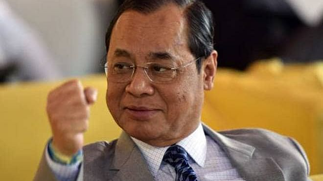 Gogoi writes to PM Modi, seeks increase in number of SC judges, raise retirement age