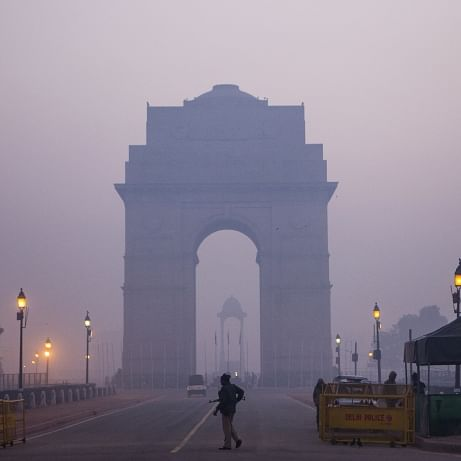 "LIVE News Updates: Delhi's air quality slips into ""severe"" category due to slow winds"