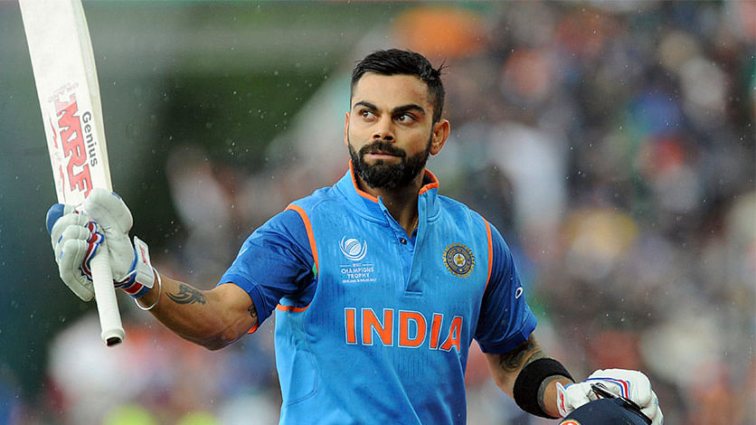 Indian cricket team captain Virat Kohli (Photo Courtesy: social media)