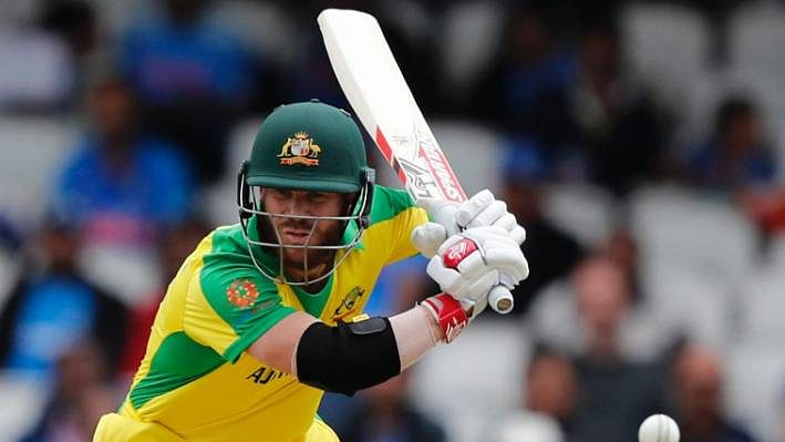 ICC Cricket World Cup 2019: Why David Warner is scoring so slowly, explains Finch