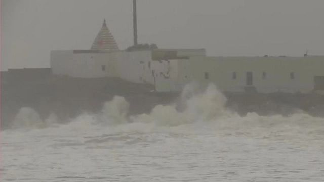 Cyclone Vayu LIVE updates: Vayu won't hit Gujarat, heavy rains and gusty winds expected in coastal regions