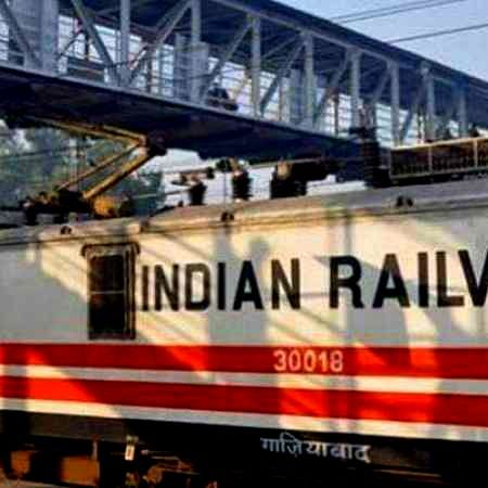Indian Railways (PTI)