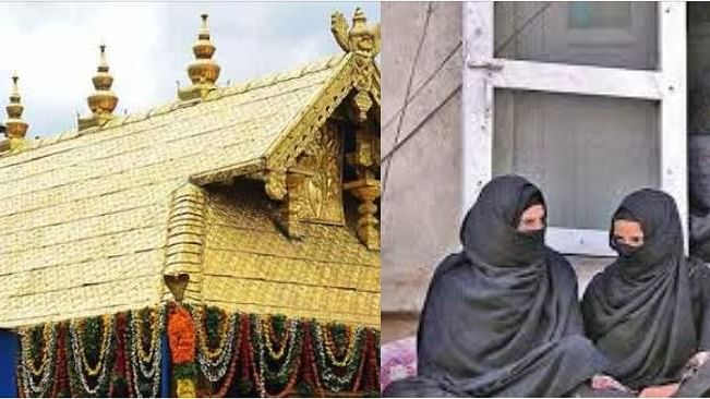 """Why BJP links """"justice"""" with Triple Talaq but not with Sabarimala"""