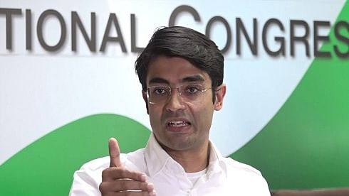 Congress spokesperson Jaiveer Shergill