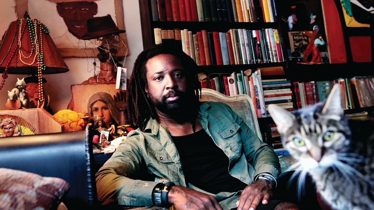 Marlon James & his healing fantasy