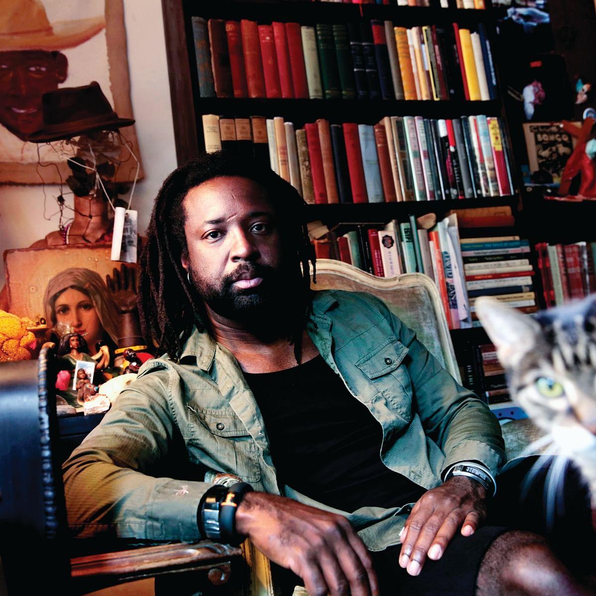 Marlon James & his healing fantasy