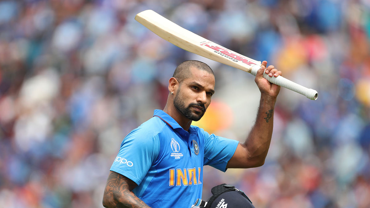 Shikhar Dhawan ruled out of World Cup, Rishabh Pant drafted into India squad