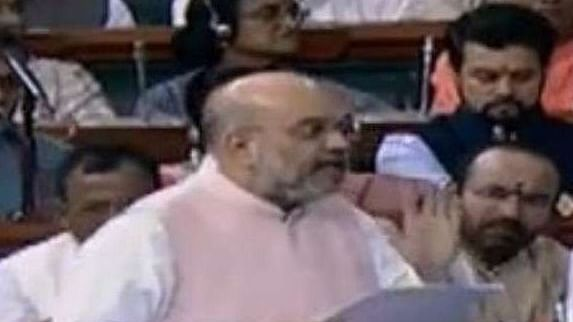 Does BJP have  moral right to question, asks Congress as Shah blames it for J&K issue