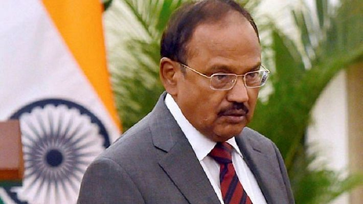 NSA Ajit Doval walks out of SCO meeting over Pakistan's  map showing Indian territories as its part