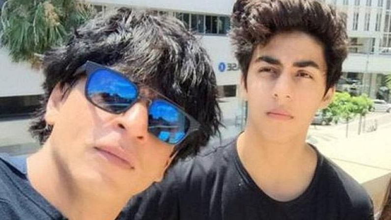 Lion King: Shah Rukh Khan pairs up with son Aryan to voice Mufasa, Simba in Hindi