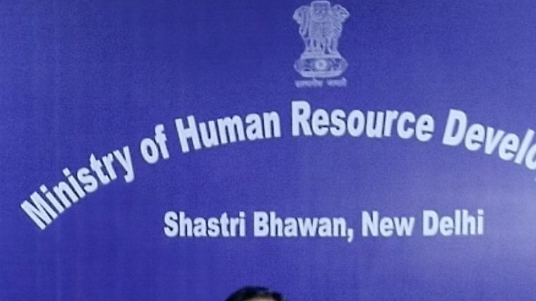 Facing flak, HRD ministry removes Hindi clause from education policy draft