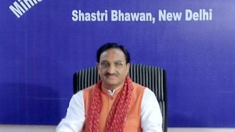 Education Minister Ramesh Pokhriyal.